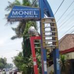 Kerajinan Monel